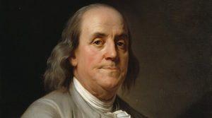 Бенджамин Франклин и его 13 наставлений