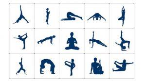 гимнастика и йога дома