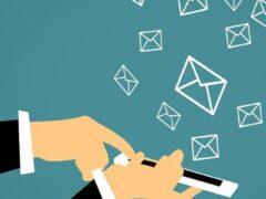 Как отправить по электронной почте